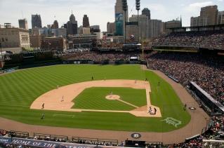 2014-05-10 Detroit Tiger's Game - 51