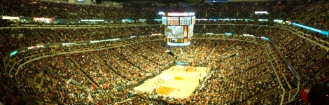GO BULLS - UNITED CENTER, CHICAGO, IL