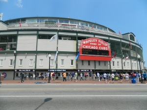 Wrigley Field - Chicago, IL