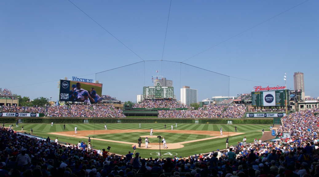 wrigley field pizza beck 39 s stadium pizza blog. Black Bedroom Furniture Sets. Home Design Ideas